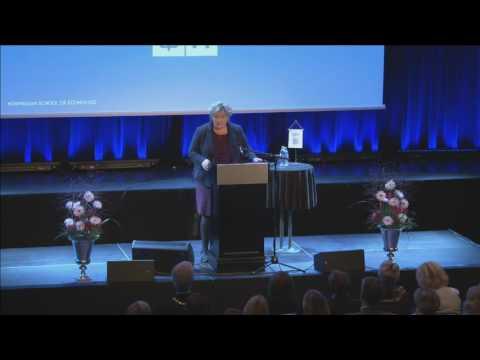 The Lehmkuhl Lecture 2016 - Erna Solberg