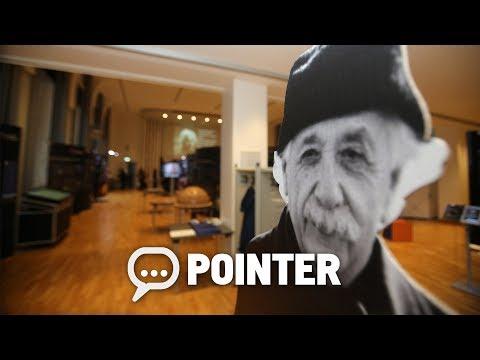 Pointer vor Ort - Einstein inside