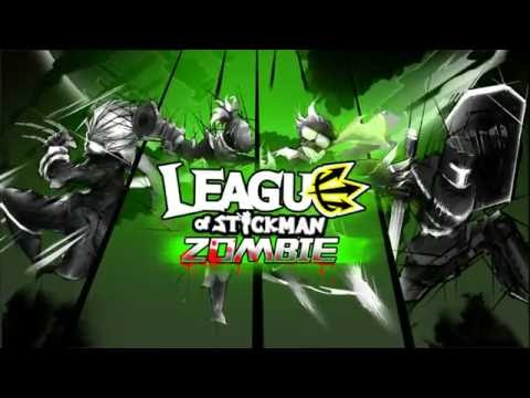 League of Stickman-Zombie