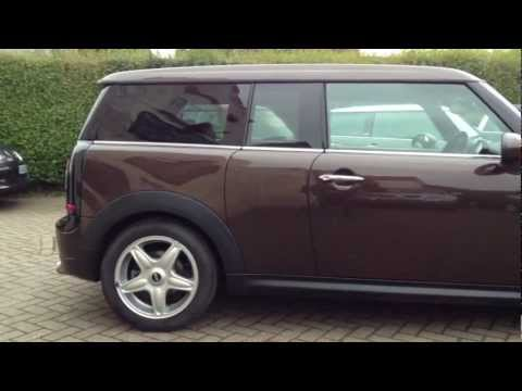 Mini Cooper Clubman 16 5 Doors Automatic Estate Petrol Sold By