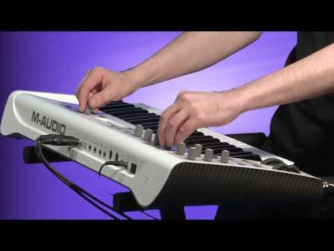 Synthetiseur M-Audio Venom - Mode Multi (La Boite Noire)