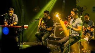 NOAH Ft. Reza Noah - Reuni sang drummer setelah sekian lama tak tampil diatas panggung