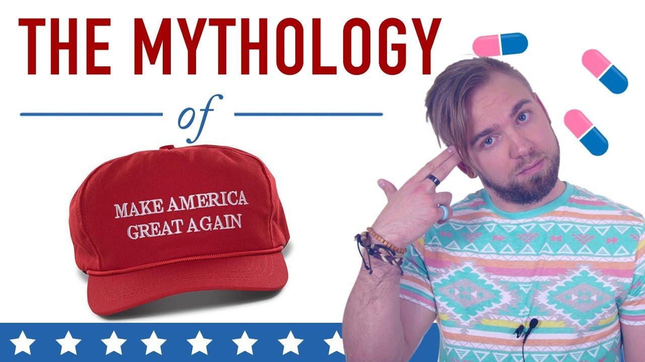 The Trump Mythology & Roland Barthes' Semiotics