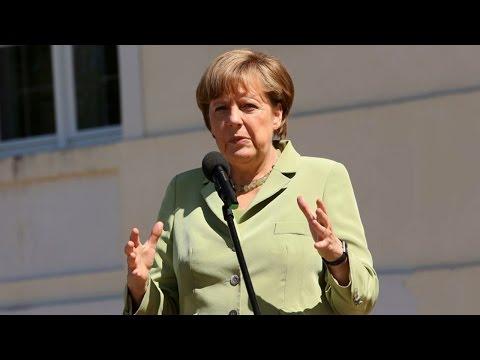 Angela Merkel says hopes Britain votes to remain in EU