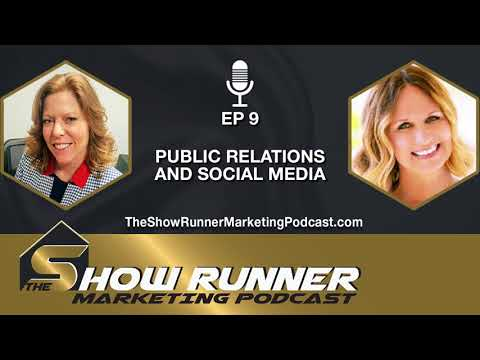 Ep. 9 - Public Relations and Social Media with Lisa Buyer