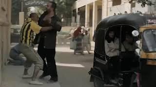 سيد شيبه معاه حكايه  مشهد من فيلم ابراهيم الابيض