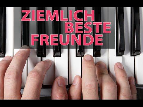 Una Mattina - Ludovico Einaudi - Ziemlich beste Freunde - Klavier lernen