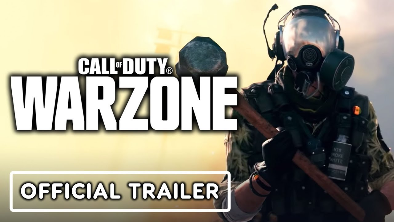 Call of Duty Warzone - Official Verdansk '84 Gameplay Trailer - IGN