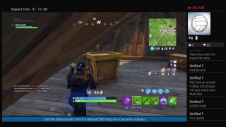 Fortnite [microphone still not working]