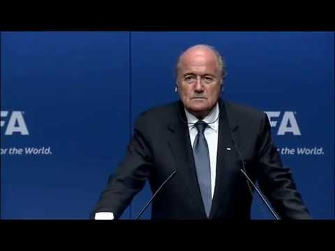 EXCLUSIVE: Vincent Browne grills Sepp Blatter on FIFA Corruption