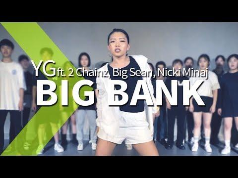 YG - Big Bank ft. 2 Chainz, Big Sean, Nicki Minaj / LIGI Choreography.