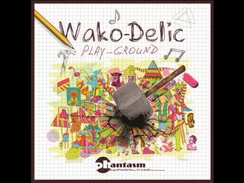 Wako Delic   The Funky Worm