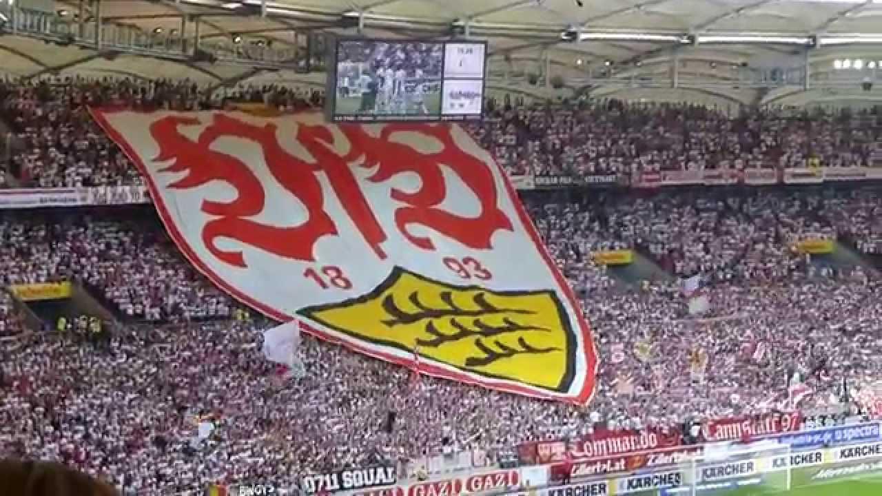 CHOREO VfB Stuttgart - 1.FC Köln - YouTube