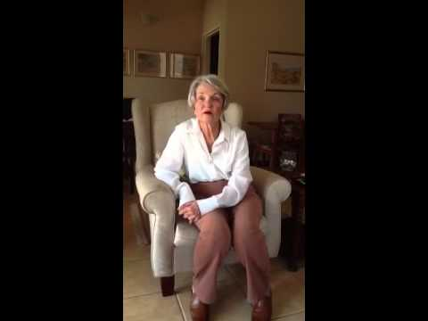 Classy Afrikaans lady (81) speaks Zulu fluently as first la