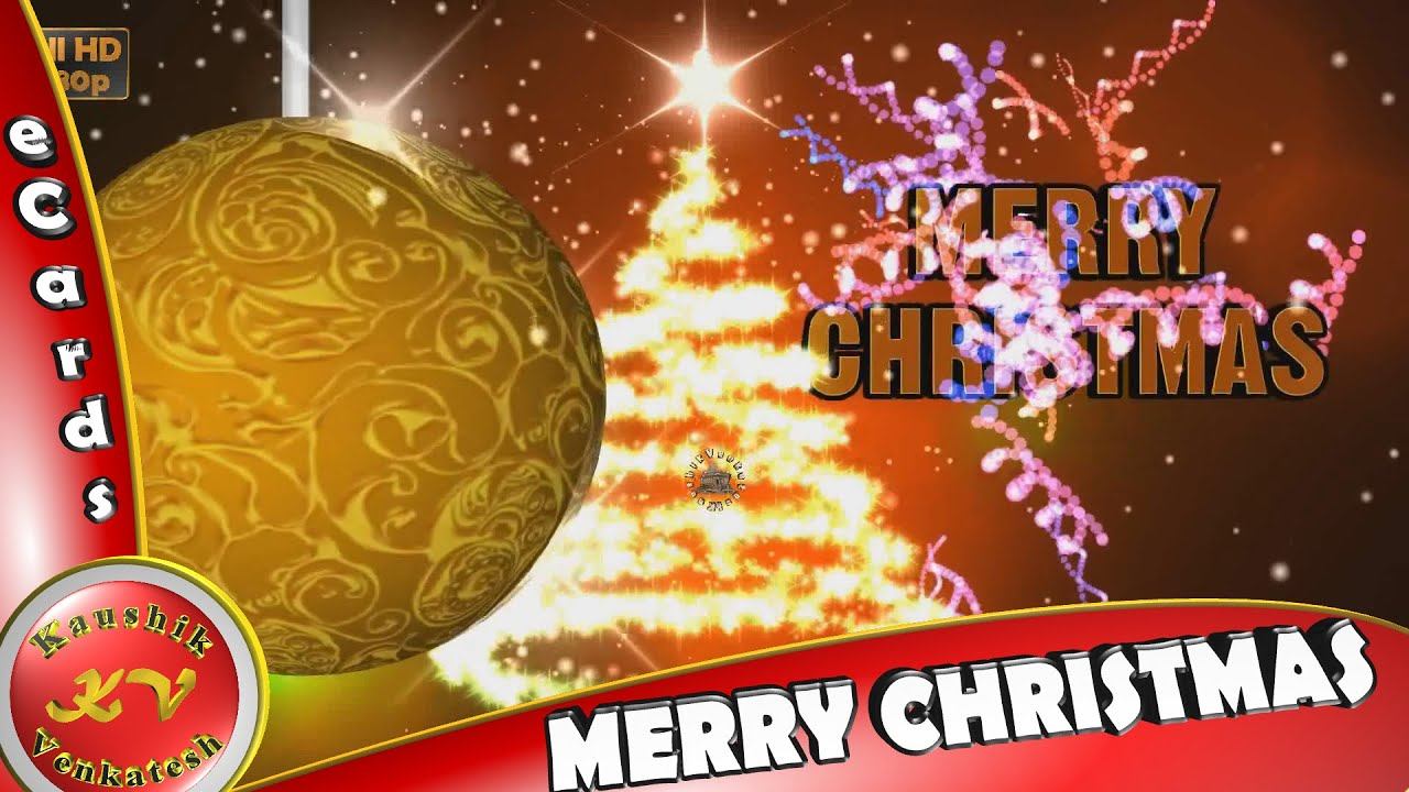 Merry Christmas 2018 Wishes,Whatsapp Video Download,Greetings ...