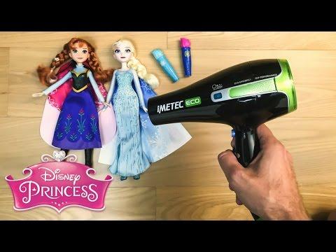 GIOCHI DA FEMMINE O DA MASCHI? Principesse Disney Gonna MAGICA