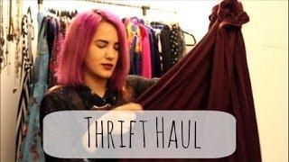 Thrift Haul Thumbnail
