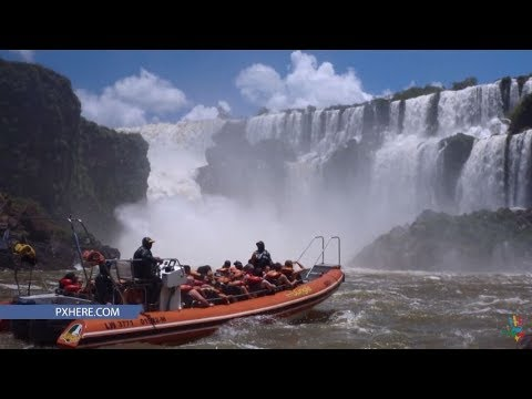 Как добраться до водопада Игуасу в Бразилии?