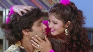 Jalta Hai Badan Yeh Mera, Divya Bharti, Sunil Shetty, Balwaan Romantic Song