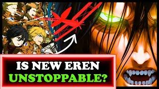 Gambar cover Can Anyone STOP Eren's New Titan Form? (Attack on Titan / Shingeki no Kyojin Eren Godzilla Endgame)