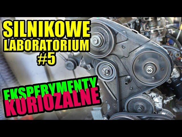 Silnikowe laboratorium #5, Bardzo dziwne eksperymenty i drobna naprawa.
