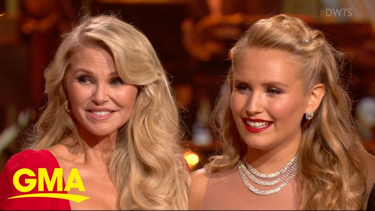 christie brinkley dancing with the stars 2020