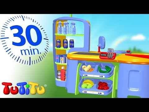 TuTiTu Specials | Supermarket Toys | Best Kids Toys | 30 Min