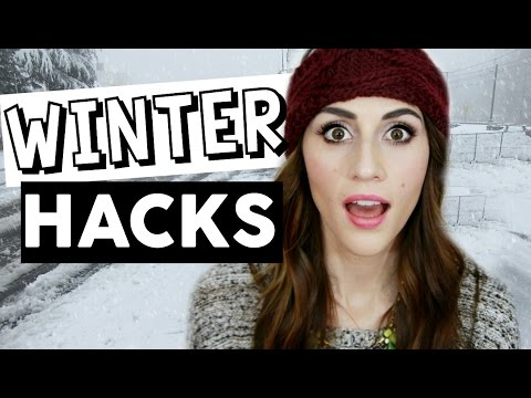 Winter Hacks ❄ Tips to Survive the Cold Weather