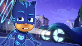 PJ Masks Episodes | PJ Masks Cars! 🚗Cat Car, Gekko Mobile, Owl Glider | Cartoons for Children #138