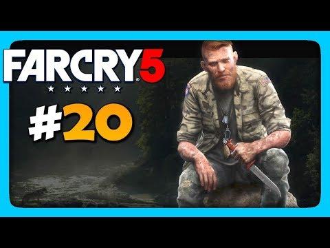 Far Cry 5 Прохождение на русском #20 ✅ ВСТРЕЧАЕМ ИАКОВА СИДА! thumbnail