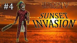 Europa Universalis IV - Aztec - EU4 Achievement Sunset Invasion - Part 4