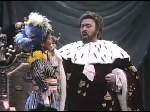Volta la Terrea - Un Ballo in Maschera (Pavarotti & Blackwell)