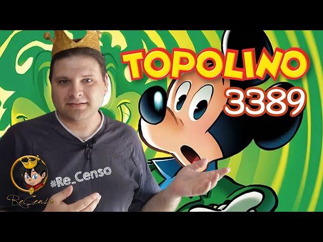 @Re_Censo #395 TOPOLINO 3389