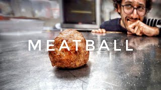 Can I Make The Perfect Meatball ?