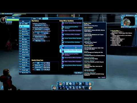 Bridge Officers - STO Beginner's Guide - YouTube