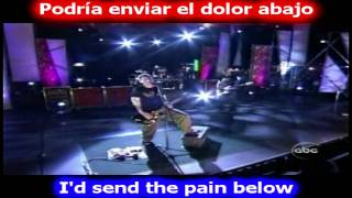 Chevelle-Send the pain below (live)+Lyrics (Subtítulos en Español) By JackDarkTemplar