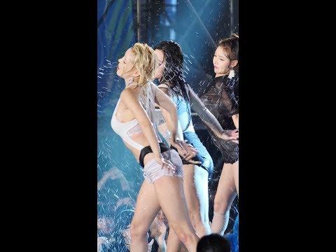 레이샤 혜리, 댄스 퍼포먼스 Pt.03 (Laysha, Hye Ri) @Waterblock in Pohang fancam by SPHiNX ▶2:24