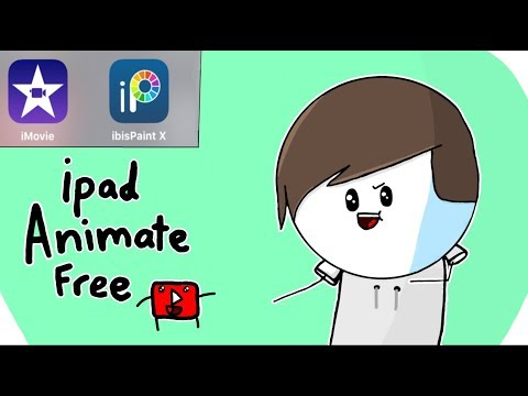 How to animate on an IPad