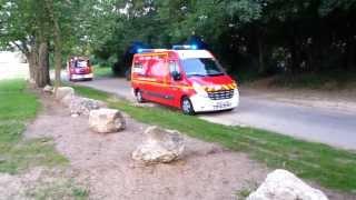 Teaser Bal des Sapeurs Pompiers de Jargeau 2013