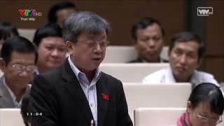 Bài phát biểu 7 phút khiến cả hội trường quốc hội cúi đầu xấu hổ