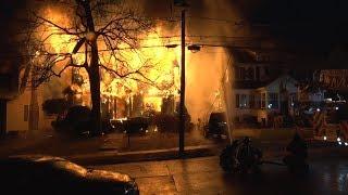 Teaneck,NJ Fire Department 3rd Alarm Fatal 1/28/18