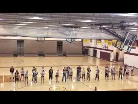 Hawley High School Senior Homecoming Dance