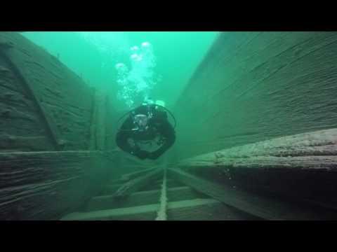 Nelson BC's Underwater Waterfront 2016