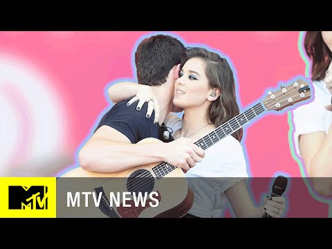 """Shawn Mendes had Hailee Steinfeld in """"Stitches"""" 