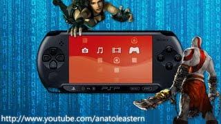 Обзор консоли PSP-E1004 Street