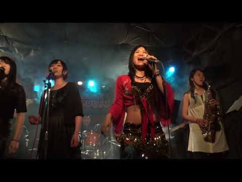 Funky Junky ライブ@藤枝ココペリ 2018年4月8日