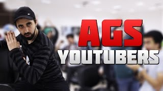 YOUTUBERS NO ARENA GAME SHOW