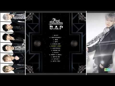 [HQ] B.A.P - FIRST SENSIBILITY(FULL ALBUM) [PLAYLIST]
