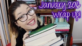 WRAP UP | January 2016!
