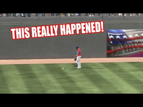 THIS REALLY HAPPENED!  - MLB The Show 17 Battle Royale Diamond Dynasty Gameplay